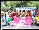 保卫蓝天 蓝丝带行动 环保主题艺术创作公益活动启动仪式在深举行