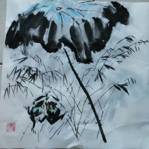 紫藤山教授松竹体汉诗比利时受欢迎