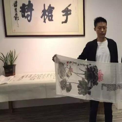 黄永健丨手枪诗作品亮相(深圳)
