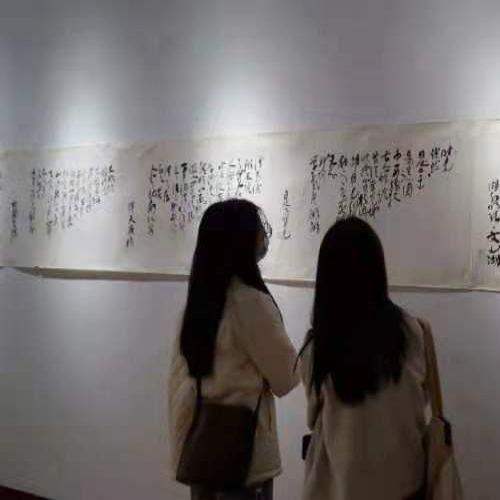 """文化为根,创新为魂——""""十三行汉诗诞生七周年""""纪念展在鹏宝轩开幕"""