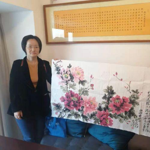 """紫藤山参与""""十三行汉诗龙华体验馆""""新年活动"""